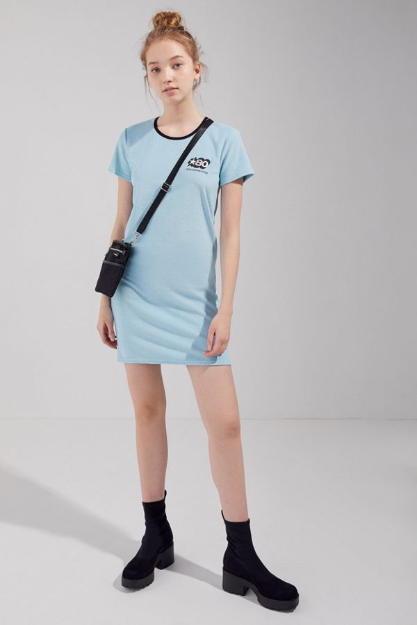 9f8fefb179 Stussy Barra Short Sleeve Mini Dress in 2019