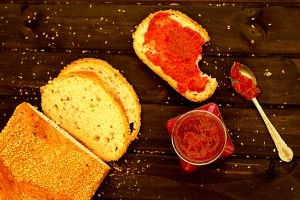 Thermomix Strawberry and Chia Jam