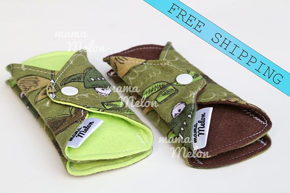 6  9 Washable Cloth Pantyliners Cloth Panty