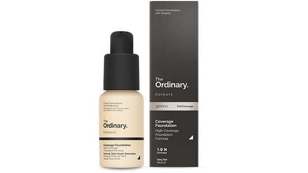 the-ordinary-foundation: DECEIM/The Abnormal Beauty Company. The Ordinary was created to be able to offer women effective but affordable skincare. What is on the label is exactly what you get; $7 and each bottle contains only 1-2 active ingredients. Hyaluronic Acid & B5 is great for intense moisture and the Lactic Acid is for mild exfoliation. There are two types of foundations: a lightweight serum foundation that gives you a natural finish, and a more full coverage foundation.