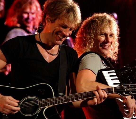 Bon Jovi Scars On This Guitar Song Lyrics: 286 Best David Bryan Images On Pinterest