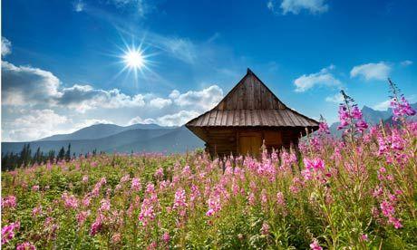 Explore the beautifull Tatras