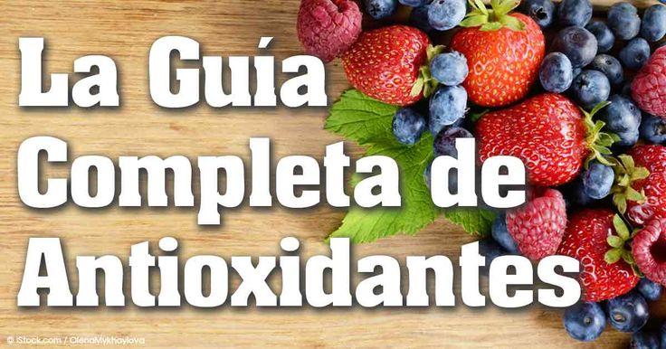 Los antioxidantes son una parte importante para una salud optima—descubra sus beneficios así como también los mejores alimentos ricos en antioxidantes que puede agregar a su alimentación. http://articulos.mercola.com/antioxidantes.aspx