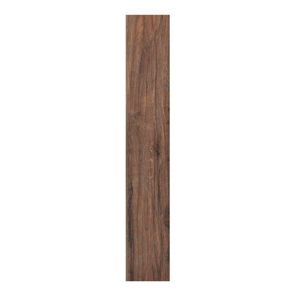 Ceramika Paradyż Gres szkliwiony Greenwood brown 14,8 cm x 89,8 cm Kup bezpośrednio w sklepie online OBI