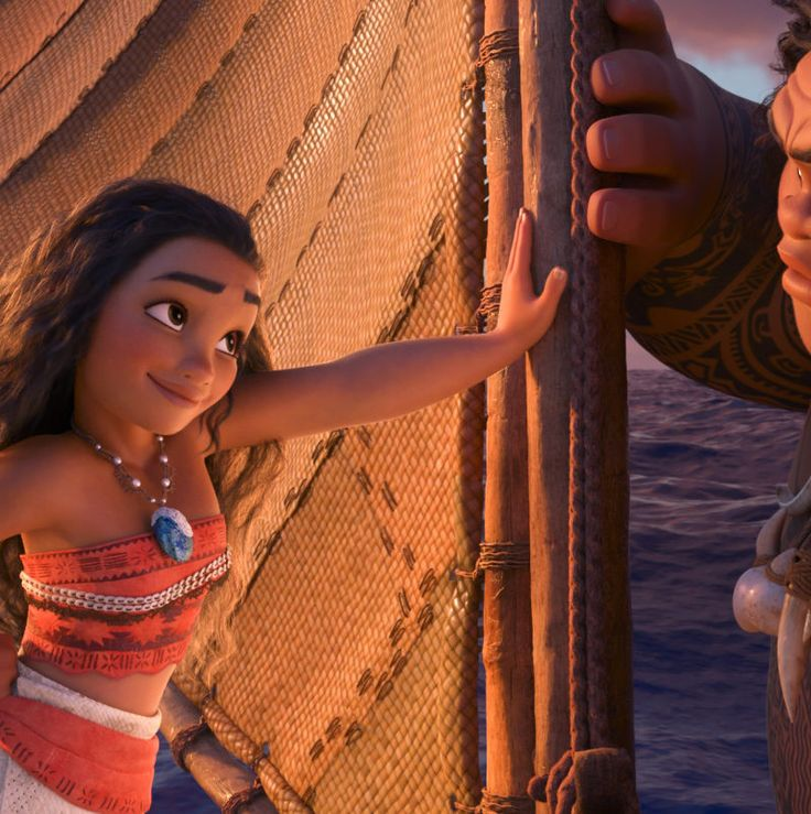 10 Thoughts We Had Watching the New Moana Trailer   It looks really fun and good!!!