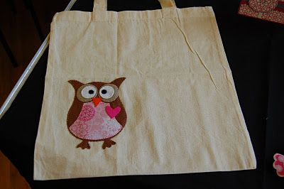 cute owl bag
