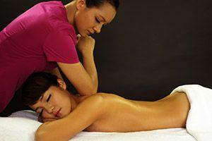 Pijat Bali or traditional Balinese massage