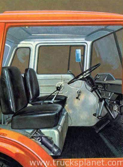 Chevrolet Tilt Cab Series 40 50 60 70 80