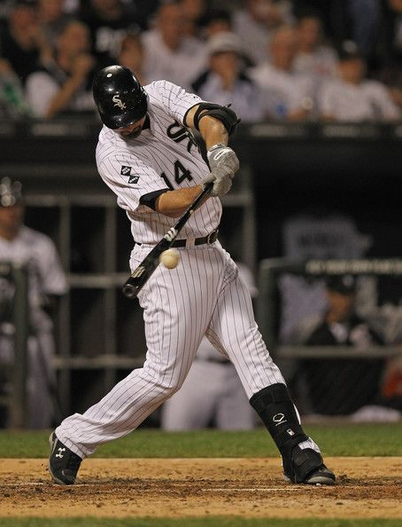 Paul Konerko, Chicago White Sox home run out Of the park