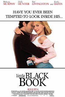 Little Black Book-  A woman snoops through her boyfriend's palm pilot and reveals his former girlfriends, which causes her to question why they're still listed in his little black book.