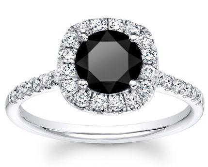 Черные бриллианты: что за камни в украшениях? | Ювелирум