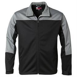 Branded US Basic Attica Shoft Shell Jacket - Men's | Corporate Logo US Basic Attica Shoft Shell Jacket - Men's | Corporate Clothing