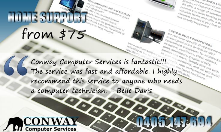 Conway Computer Services - Home