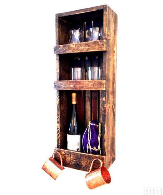 Model Woodworking Plans Liquor Cabinet