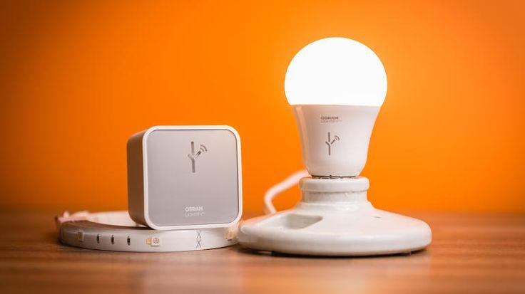 Osram Lightify Starter Kit review - CNET