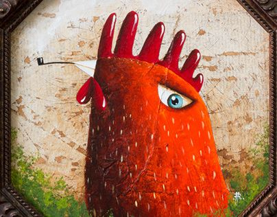 "Check out new work on my @Behance portfolio: ""!!!NEWS - Pipe Rooster"" http://be.net/gallery/53029955/NEWS-Pipe-Rooster"
