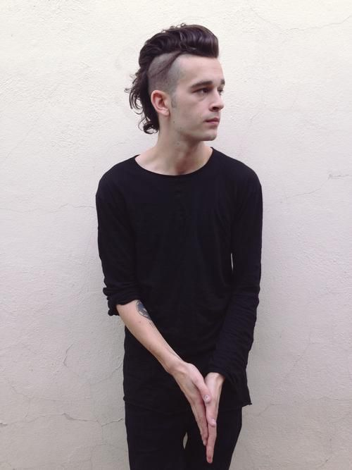 Check out an exclusive interview with the stylish Matt Healy from The 1975 on the UO Blog! #urbanoutfitters #the1975
