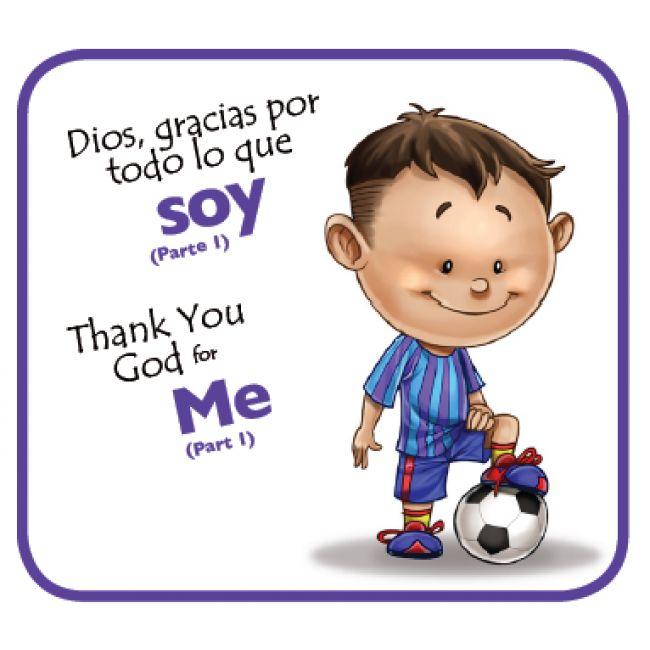 DIOS GRACIAS POR TODO LO QUE SOY PARTE 1 / THANK YOU GOD FOR ME PART 1 ...