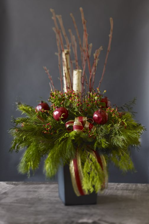 263 Best Christmas Centerpiece Ideas Images On Pinterest