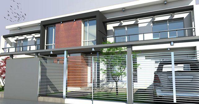 Duplex MH / Luis Castillo
