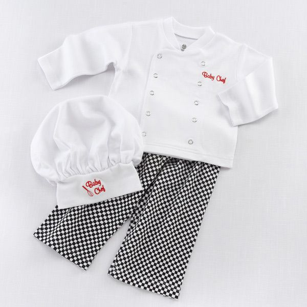 25 best theme big dreamzzzz images on pinterest baby aspen big dreamzzz baby chef three piece layette in gift box personalization available negle Images
