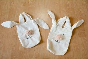 Häschen-Oster-Überraschung / bunny bags