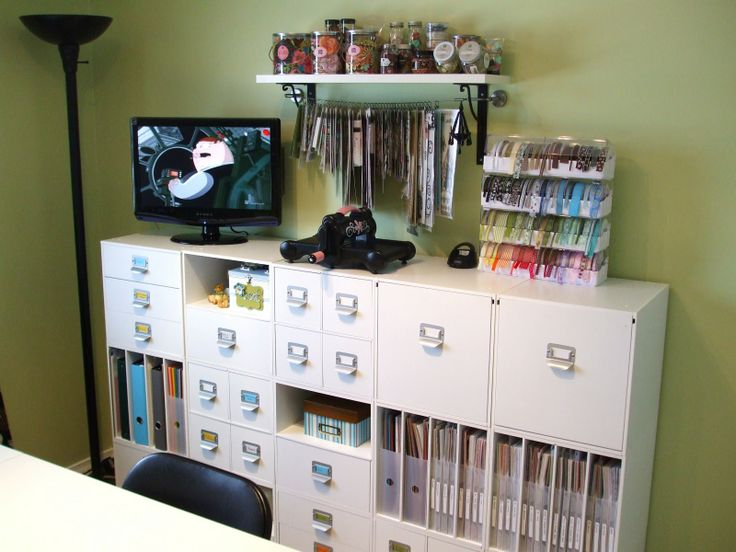 17 Best Images About Scrapbook Rooms On Pinterest