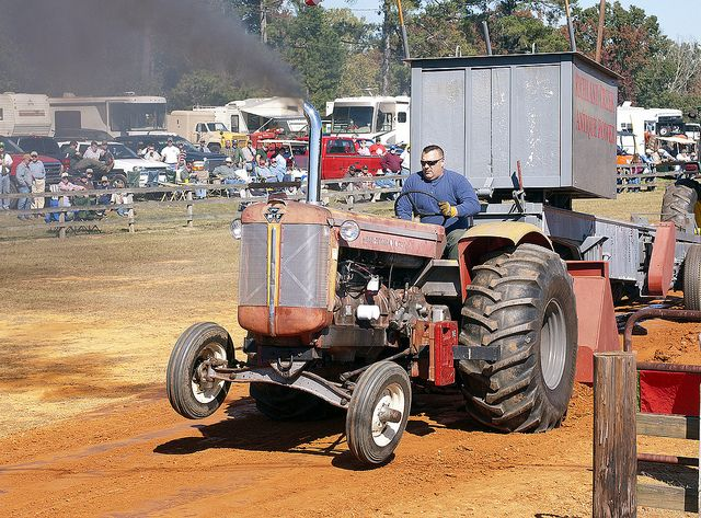 1000 Images About Garden Tractor Pull On Pinterest