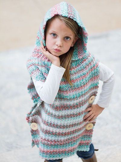 Crochet Patterns - Warm Me Up Pullover