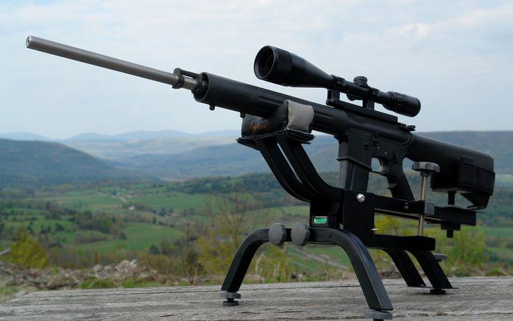 Cool hy score sniper rifle wallpaper, 1920x1200 (354 kB)
