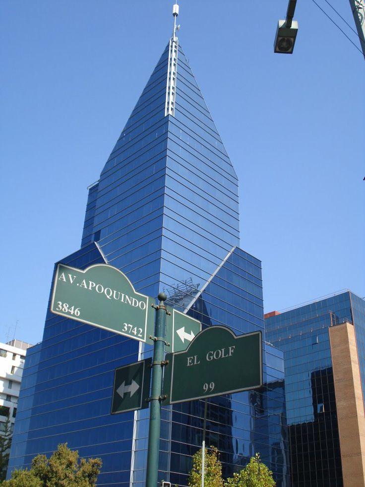 Edificio en Av. Apoquindo y Av. El Golf Santiago de Chile