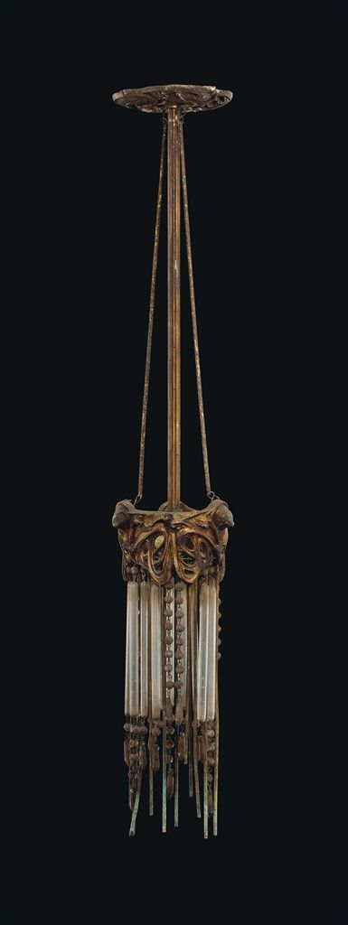 Designer who s who hector guimard deco antique furniture hector designer who s who hector guimard deco antique furniture hector guimard 1867 1942 nouveau ceiling light aloadofball Image collections