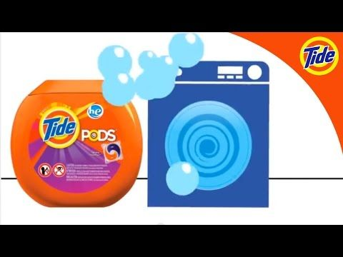 Tide | Tide Pods: Water Savings - YouTube