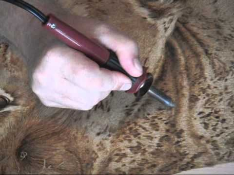 Pyrography Tips by Erik Brush Part 01