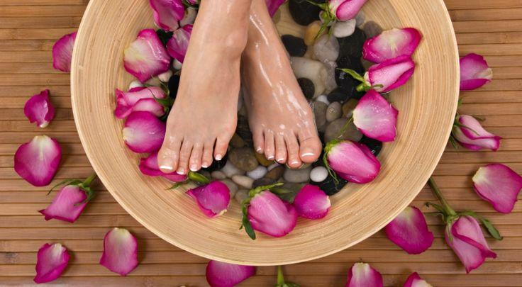 Heavenly foot spa