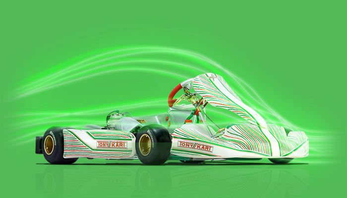 PRT MOTORSPORT | TONY KART CHASSIS for sale Special offer for minimum order quantity. You can place your order till 15 September 2016. Tony kart chassis, Model Racer 401 for categories : OK – OK Junior, Rotax Max, Rotax Max Junior. Quantities in availiability. Price : 3.050,00 Euro.