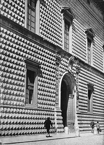 Ferrara, Palazzo dei Diamanti