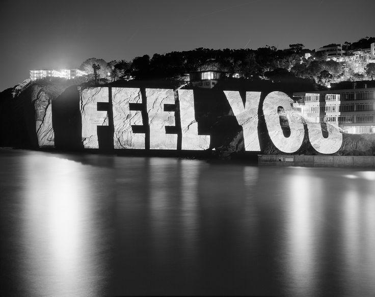 I FEEL YOU ジェニー・ホルツァー Jenny Holzer