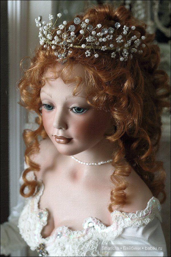 Ты помнишь как все начиналось...Часть 18. Обручальное кольцо — не простое украшение! Как сбываются Мечты! Фарфоровая красавица - Невеста от Donna RuBert. / Коллекционные фарфоровые куклы / Бэйбики. Куклы фото. Одежда для кукол