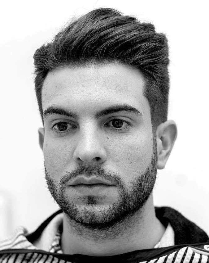Mens Hairstyles For Round Faces 11 Best Round Face Hairstyle Images On Pinterest  Hair Cut Man's