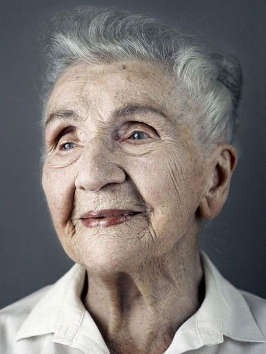 Gorgeous Portraits of Mostly Happy 100-Year-Olds 4