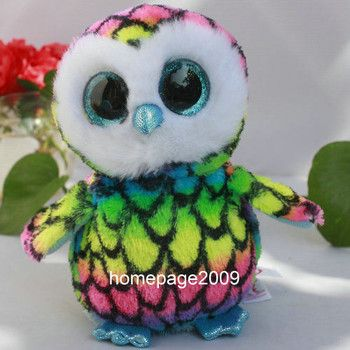 Aria New Beanie Boo owl appeared! - Beanie Boo collection website!