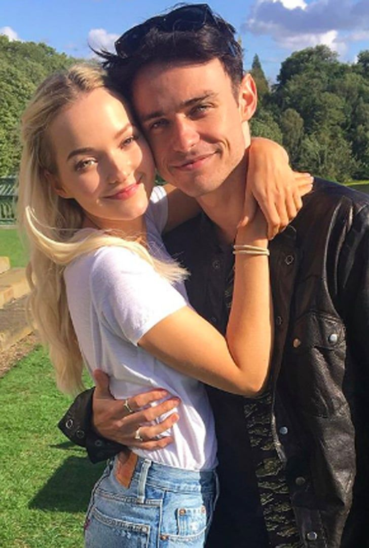Dove Cameron and Thomas Doherty's Cutest Quotes Prove How Perfect They Are  Together | Dove cameron, Cute celebrity couples, Celebrity couples