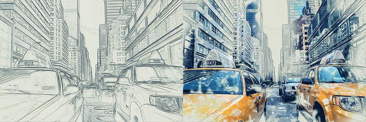 I Love Envato #tutorials! How to Create a Sketch Effect Action in #AdobePhotoshop