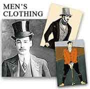 Victorian Clothing for Men