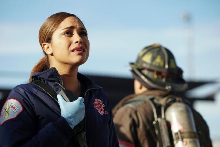 Chicago Fire - Episode 5.22 - My Miracle (Season Finale) - Promo 3 Sneak Peeks Promotional Photos & Press Release