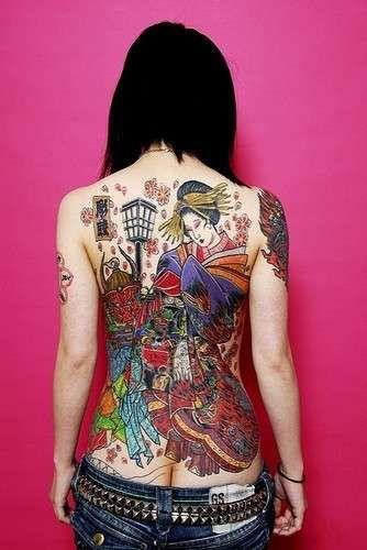 Tatuajes japoneses: Fotos de diseños (Foto 6/39) | Ella Hoy …