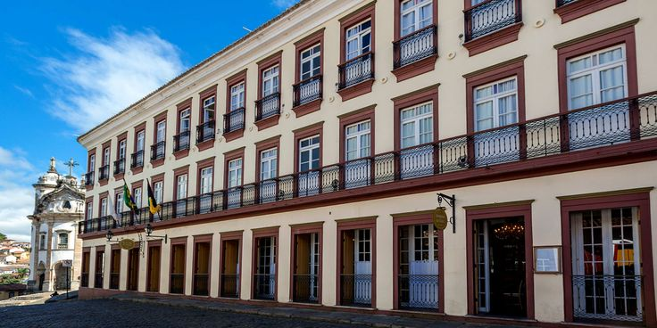 Hotel Solar do Rosário in Ouro Preto