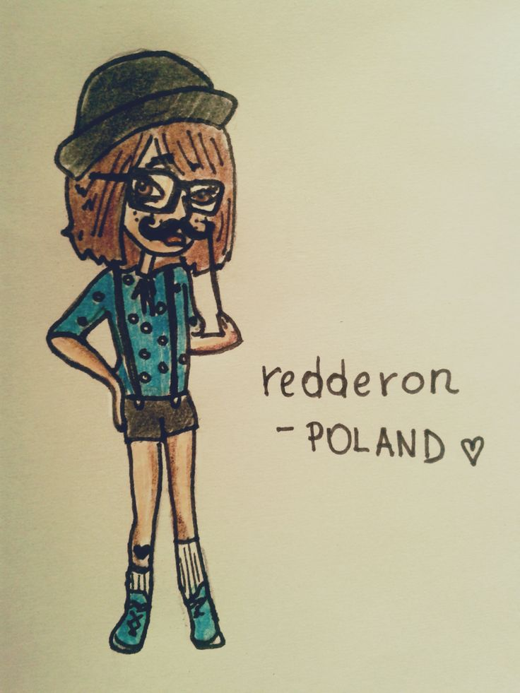 Cute drawing from Redderon in Poland #moviestarplanet #MSP ...