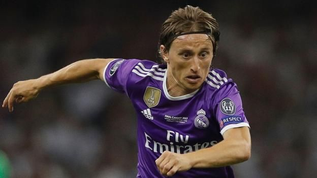Modric helped Real Madrid win this year's Champions League title Real Madrid's Luka Modric and Liverpool's Dejan Lovren are expected to be witnesses at a corruption trial in their native Croatia, reports AFP. The trial involves former officials from their ex-club Dinamo Zagreb...